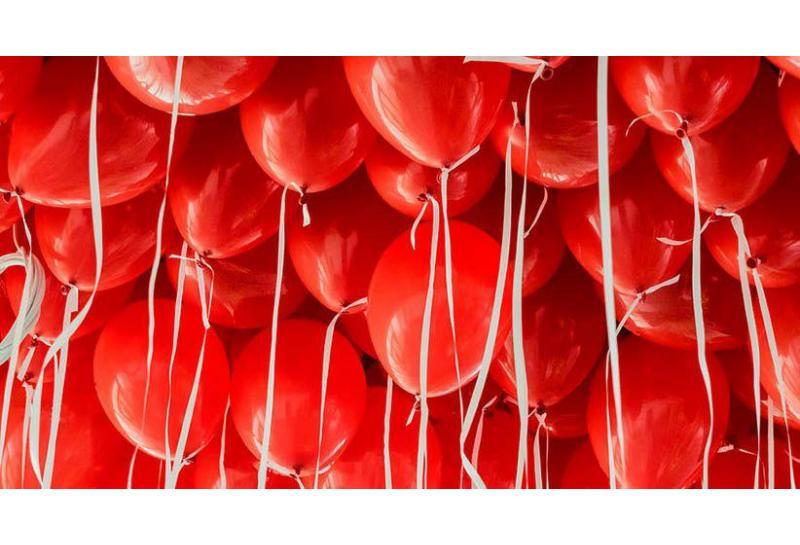 ho helium balloons