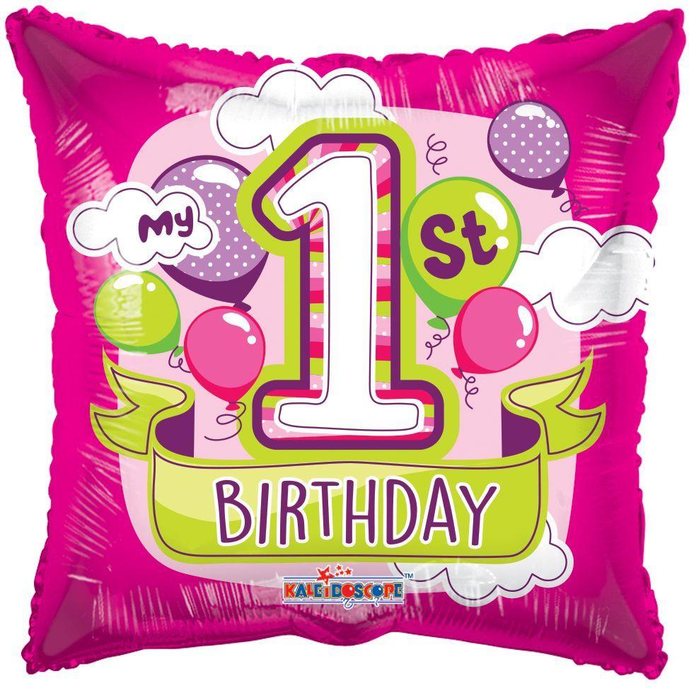 Aged Birthday Balloons