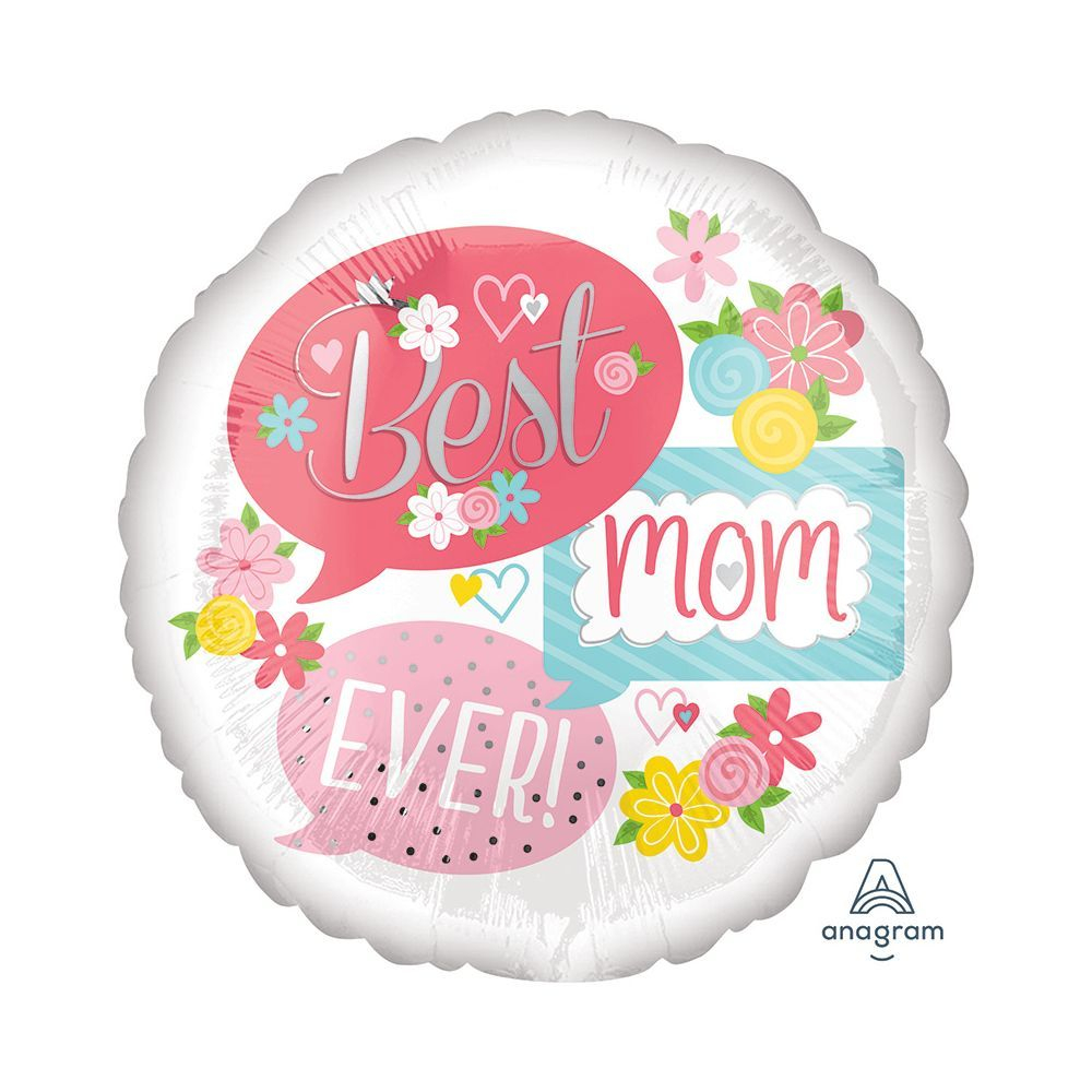 Mother's Day Mylar and Foil Balloons