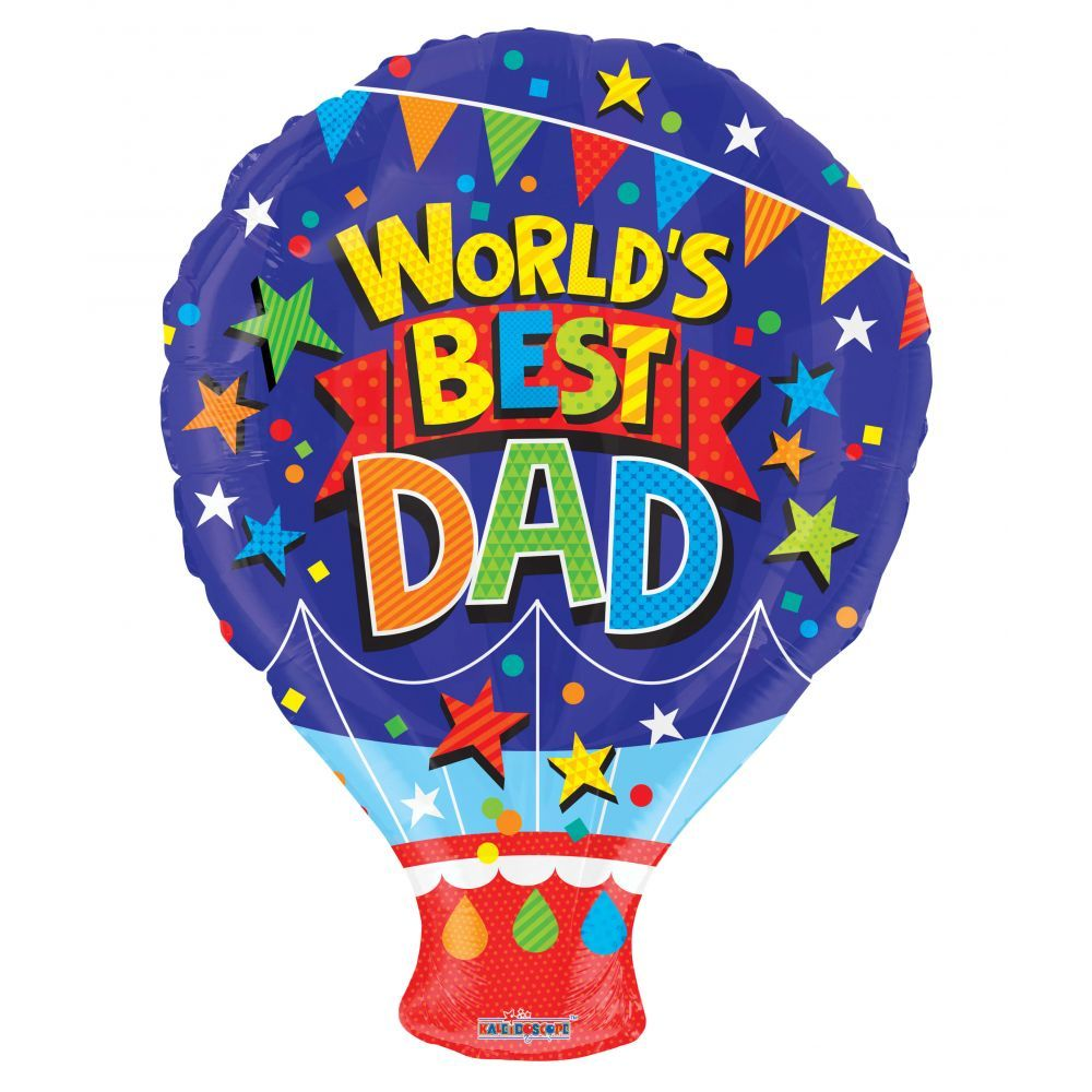 Father's Day Mylar and Foil Balloons
