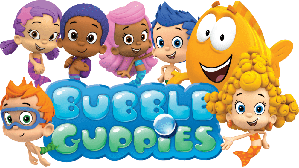 Bubble Guppies Balloons