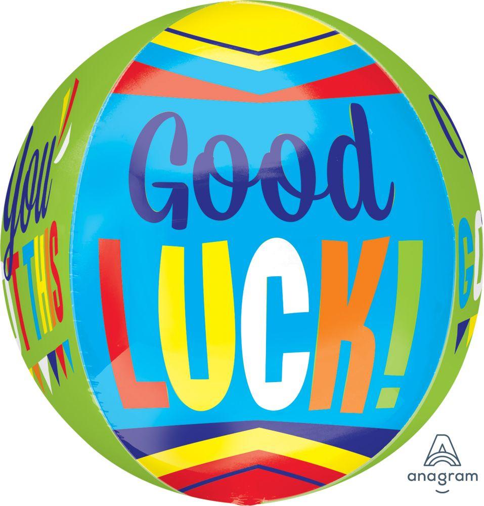 Good Luck Balloons