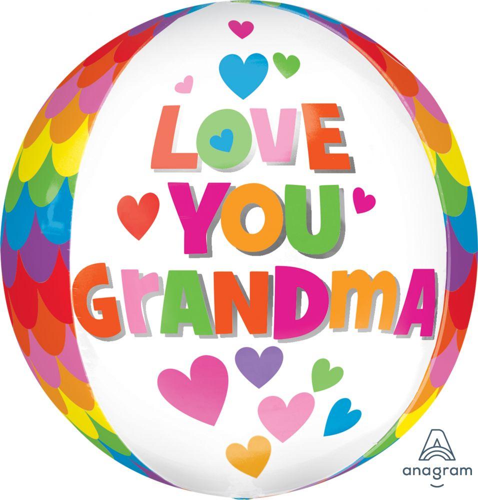 Grandparents Balloons