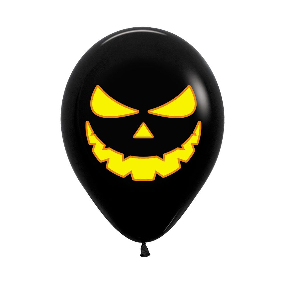 Halloween Latex Balloons