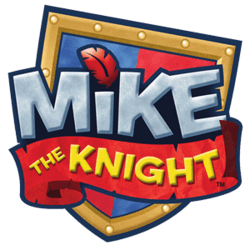 Mike The Knight Balloons