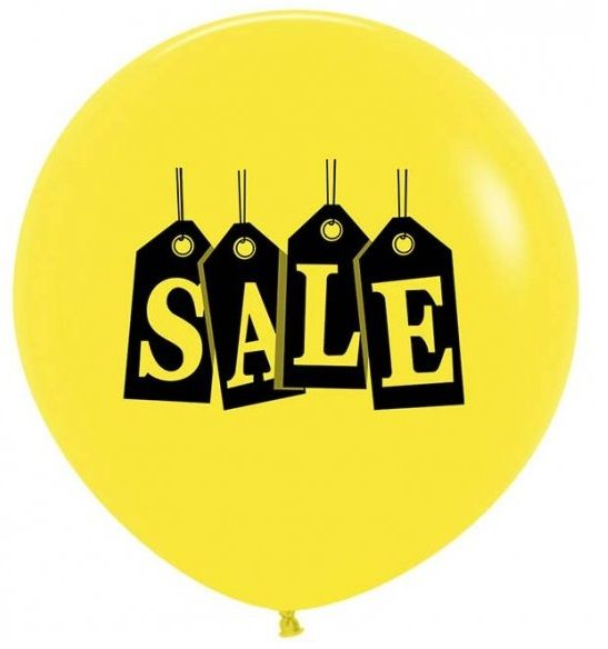 Point of Purchase Latex Balloons