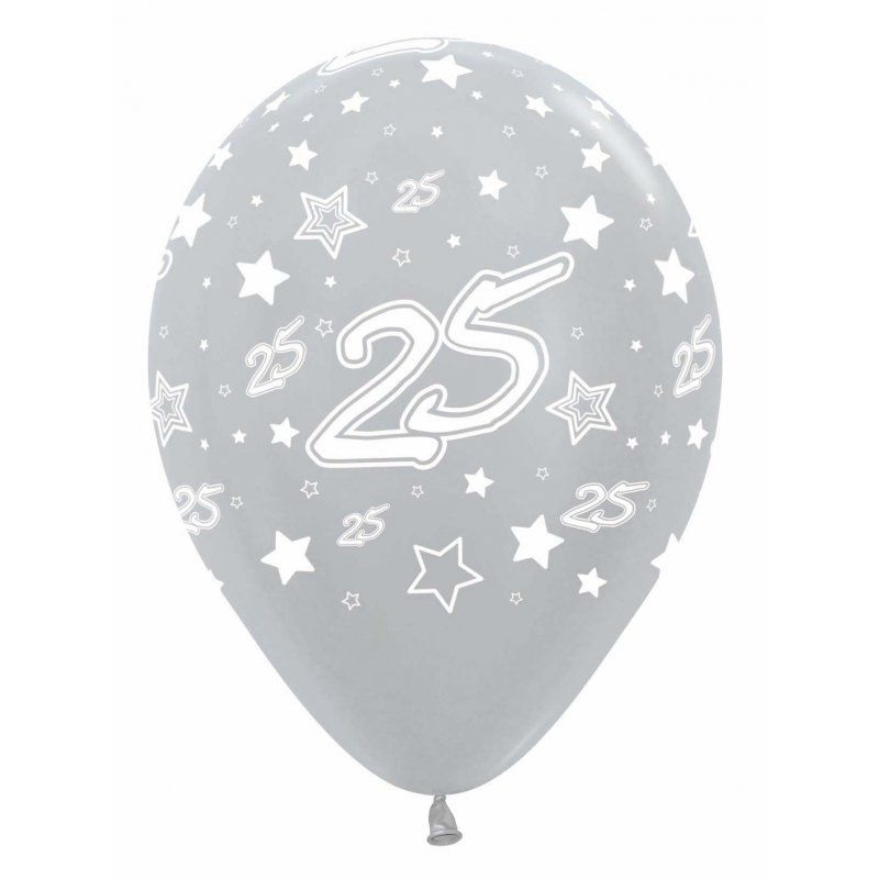Wedding & Anniversary Latex Balloons