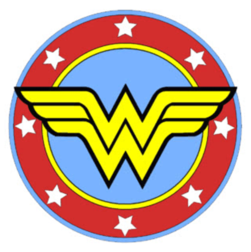 Wonder Woman Balloons