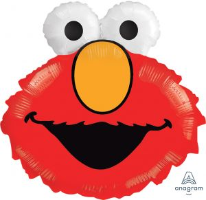 SuperShape Elmo Head