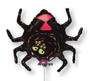MiniShape Black Spider