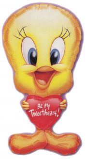 SuperShape Tweety Love