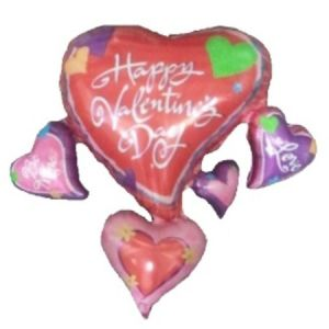 SuperShape Playful Hearts Valentines