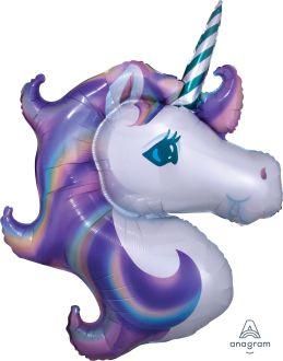 SuperShape Pastel Unicorn