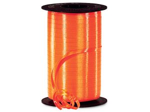 Curling Ribbon - Tropical Orange