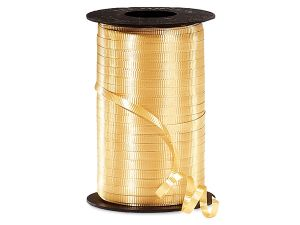 Curling Ribbon - Gold