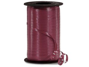 Curling Ribbon - Burgundy