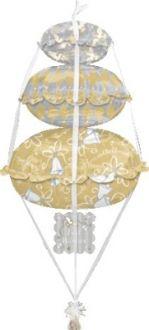 Stack-Ups Wedding Balloon Bouquet