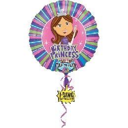 Sing-A-Tune Sweet 16 Birthday Princess