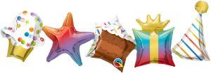 Garland Birthday (2pcs)