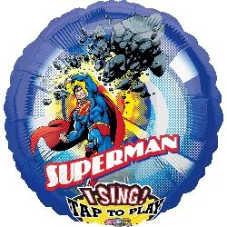Sing-A-Tune Superman
