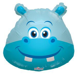 Mini Shape Hippo Head