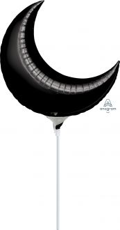 Mini Shape Black Crescent 17