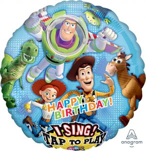 Sing-A-Tune Buzz LightYear Birthday