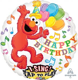 Sing-A-Tune Elmo Birthday