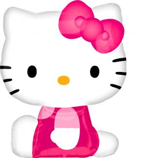 SuperShape Hello Kitty Shape Side Pose