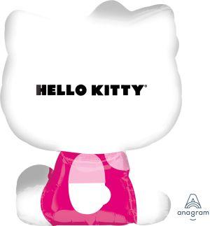 SuperShape Hello Kitty Shape Side Pose
