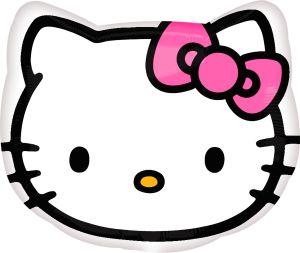 Junior Shape Hello Kitty Head