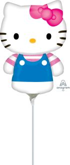 Mini Shape Hello Kitty Summer Fun Kitty