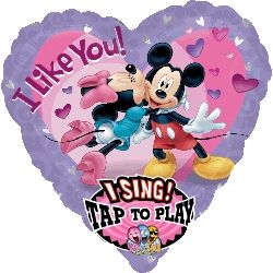 Sing-A-Tune Mickey and Minnie Love