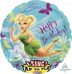 Sing-A-Tune Tinker Bell Birthday