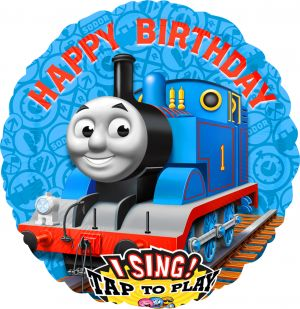 Sing-A-Tune Thomas the Tank Happy Birthday