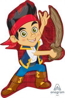 SuperShape Jake and the Never Land Pirates Pose