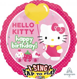 Sing-A-Tune Hello Kitty Birthday