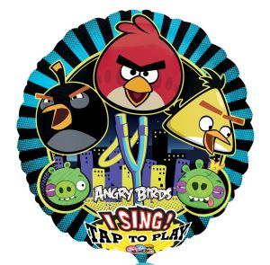 Sing-A-Tune Angry Birds