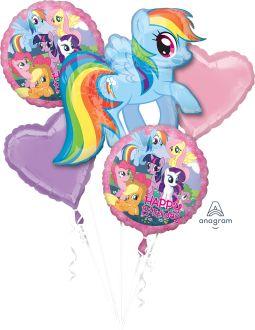 Bouquet My Little Pony Birthday