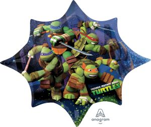 SuperShape Teenage Mutant Ninja Turtles Shape