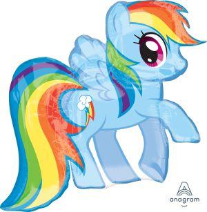 SuperShape My Little Pony Rainbow Dash