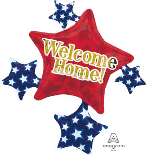 SuperShape Welcome Home Star Cluster