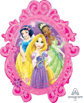 SuperShape Princesses Frame