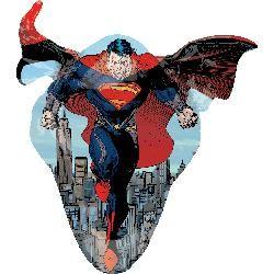 SuperShape Superman - Man of Steel Flat