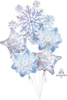 Bouquet Snowflakes