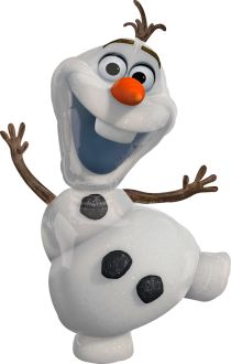SuperShape Disney Frozen Olaf