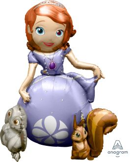 AirWalkers Sofia the First