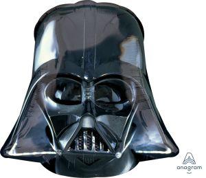 SuperShape Darth Vader Helmet Black