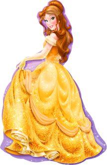 SuperShape Princess Belle