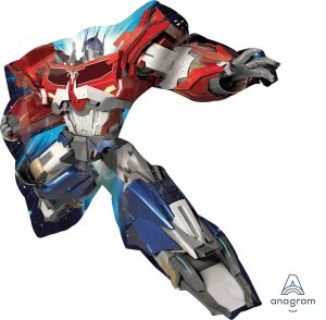 SuperShape Transformers Animated Shape
